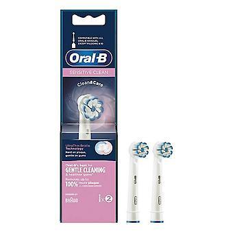 Tête de remplacement sensible Propre Oral-B (2 pcs)