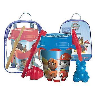 Brinquedos de praia definem a Paw Patrol (7 pcs)