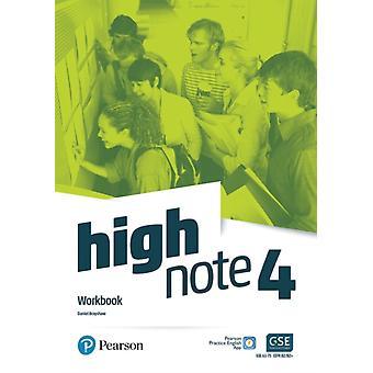 High Note 4 Workbook by Daniel Brayshaw
