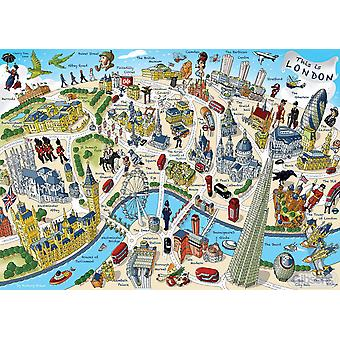 Gibsons This is London Jigsaw Puzzle (500 Pieces)