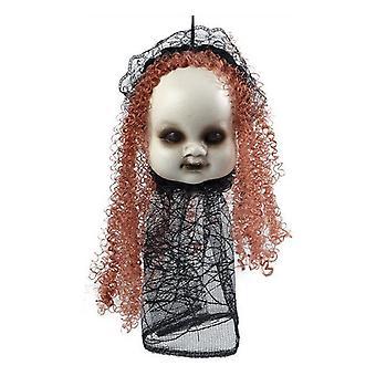Hengende dekorasjon Halloween Zombie dukke