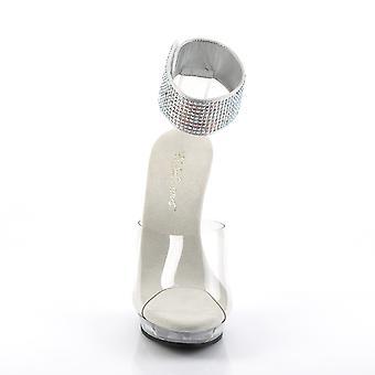 Fabulicious Women's Chaussures LIP-142 Clr/Clr
