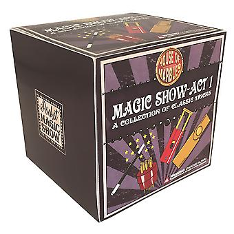 Magic Show Act Box af tricks - Gave