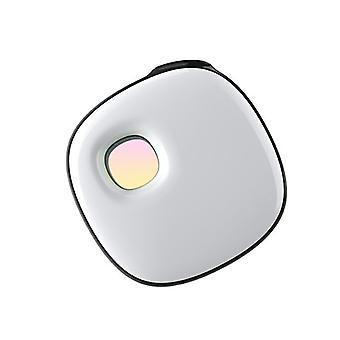 Volledige waaier Anti-Spy Verborgen Cameradetector Hotel Camera Finder Nauwkeurige identificatie, (wit)