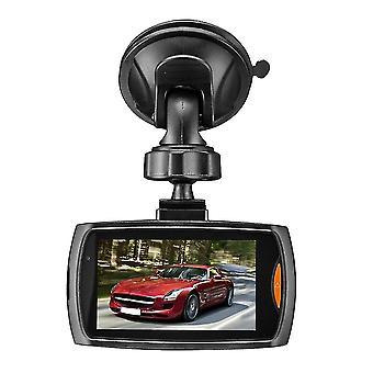 1080p Lcd-autokamera Kojelautakamera Crash Dvr Night Vision Motion detection