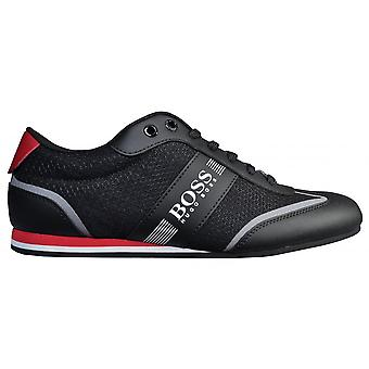 Hugo Boss Footwear Hugo Boss Lighter Lowp Mxme Black/ Charcoal Trainers
