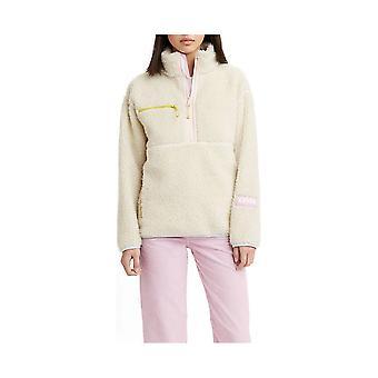 Levi'S Monty Sherpa A07750001 uniwersalne bluzy damskie całoroczne