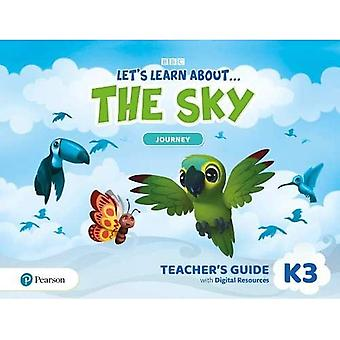 Let's Learn About the Sky K3 Journey Teacher's Guide and PIN Code pack (Let's Learn About The Earth)