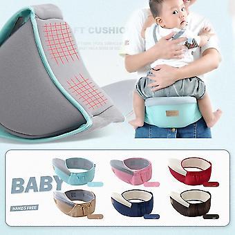 حاملات الأطفال الناقل الطفل الخصر البراز المشايات الطفل حبال عقد حزام الخصر على ظهره hipseat حزام الاطفال قابل للتعديل مقعد الورك الرضع