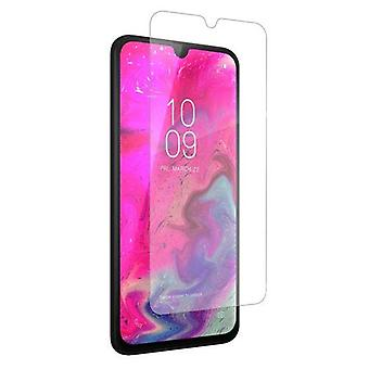 InvisibleShield Glass+, Samsung, Galaxy A40, Dust Resistant, Scratch Resistant, Shock Needle