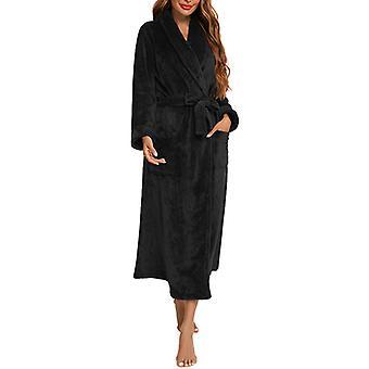 Kvinner Mens Long Kappe Sleepwear Pyjamas Nattklær Dressing Kjole