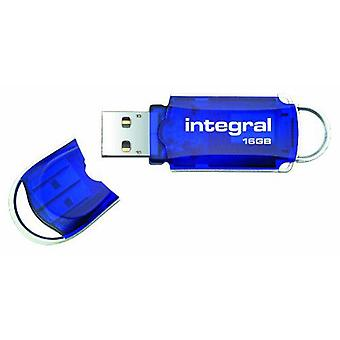 Integraal USB High Speed Courier Flash Drive 16GB