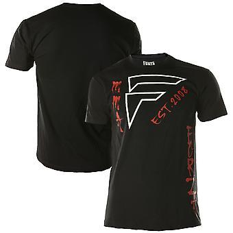 "Forza Sports ""Signature"" MMA T-Shirt - Black"