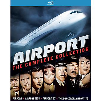 Airport: The Complete Collection [Blu-ray] USA import