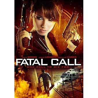 Fatal Call [DVD] USA import
