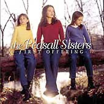 Peasall Sisters - First Offering [CD] USA import