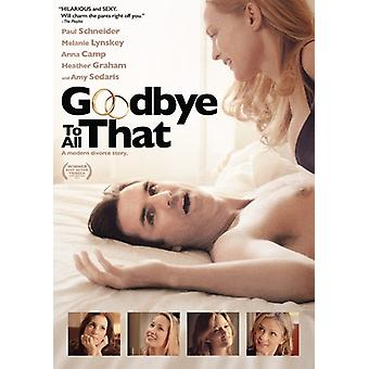 Goodbye to All That [DVD] USA import
