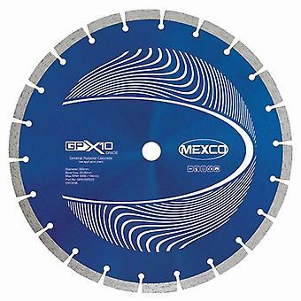 Mexique 300Mm béton X10 Grade diamant