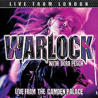 Warlock / Doro - Live From London [CD] USA import