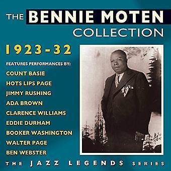 Bennie Moten - Moten Bennie-Collection 1923-32 [CD] USA import
