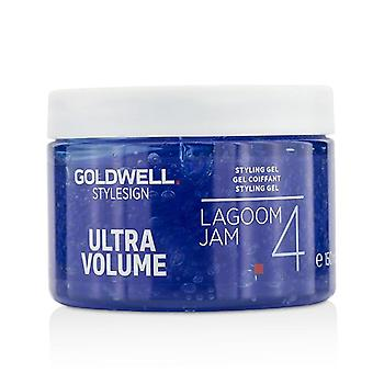 Style Sign Ultra Volume Lagoom Jam 4 Styling Gel - 150ml/5oz