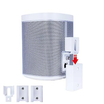 Vebos portable wall mount Sonos Play 1 white