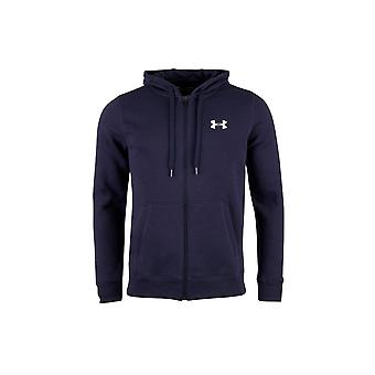 Under Armour Rival Fitted Full Zip  1302290-410 Mens sweatshirt
