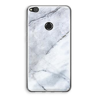 Huawei Ascend P8 Lite (2017) Transparant fall (Soft) - marmor vit