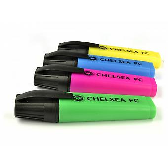 Chelsea FC Official Football Highlighters Set