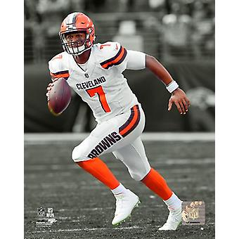 DeShone Kizer 2017 Spotlight Action Photo Print