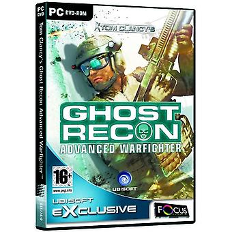 Tom Clancys Ghost Recon Advanced Warfighter (PC DVD)-ny