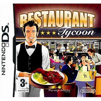 Restaurant Tycoon (Nintendo DS) - Nouveau