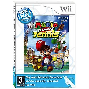Mario Power Tennis (Wii) - Wie neu