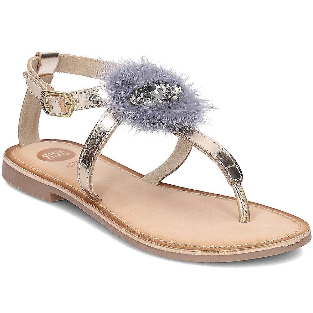 Gioseppo 45329 45329GOLD universal summer women shoes U7G2m