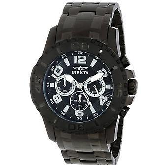 Invicta Pro Diver 15025 rustfrit stål Chronograph Watch