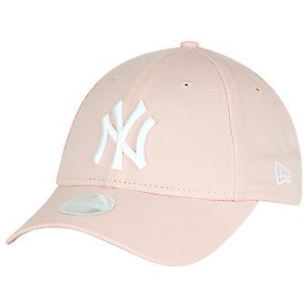 新时代 94 四女帽 - 纽约洋基亮粉色