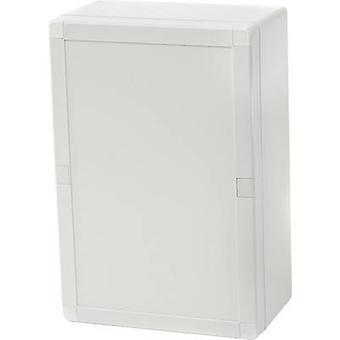Fibox ABQ3 162409 Wall-mount enclosure, Fitting bracket 244 x 164 x 90 Acrylonitrile butadiene styrene Grey-white (RAL 7035) 1 pc(s)