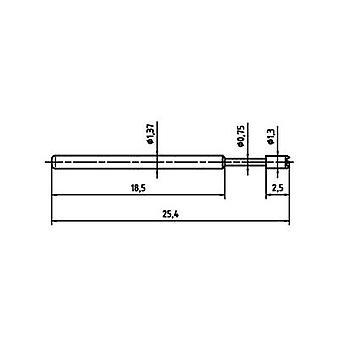 PTR 1015-C-0.7N-AU-1.3C Precision test tip