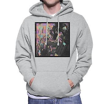 TV Times Liza Minnelli Men's Hooded Sweatshirt