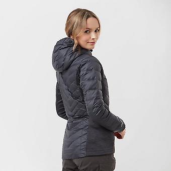 New Berghaus Women's Finsler Down Windproof Jacket Dark Grey