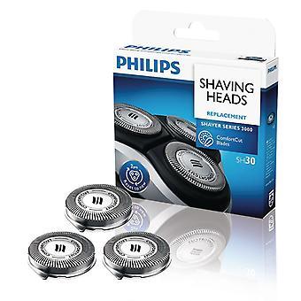 Philips skærehoved spænder fra SH30/50 Reserve 1000 Series (s1xxx) / 3000 serie (s3xxx)