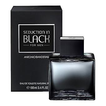 Antonio Banderas Seduction in nero EDT 100ML