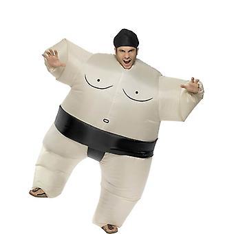 Traje de luchador de sumo.  Un tamaño