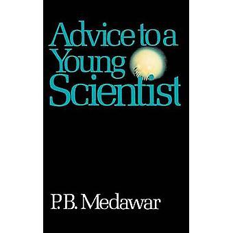 Conseils à un jeune chercheur de P. B. Medawar - Book 9780465000920