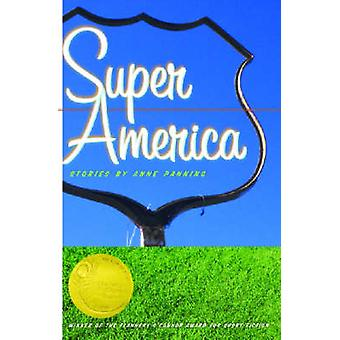Super America av Anne panorering - 9780820329963 bok