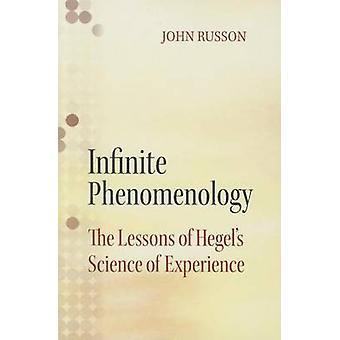 Fenomenologia do infinita - as lições de ciência Hegel da experiência