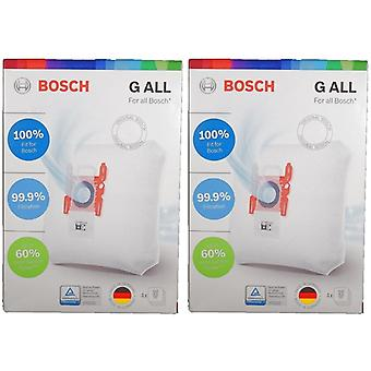 Bosch Type G Vacuum Cleaner Synthetic fleece Dust Bags x 8