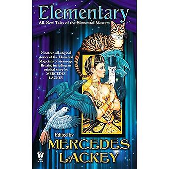 Elementary: All-New Tales of the Elemental Masters (Elemental Masters