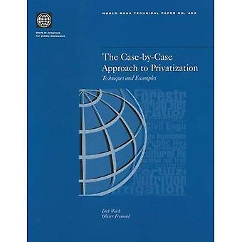De Case-by-Case benadering van privatisering: technieken en voorbeelden