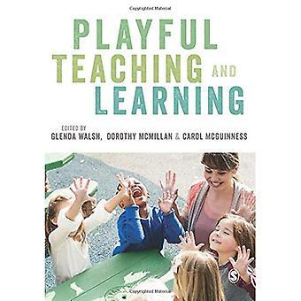 Lekne undervisning og læring